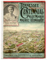 Tennessee Centennial Prize March sheet music cover