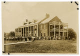 Opening of Rutherford Hospital