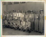 State Guard at Vultee Aircraft Factory