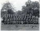 Officers Second Brigade