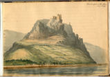 Drachenfels on the Rhine