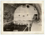 Interior of the Hindenburg Tunnel