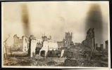 Cloth Hall and St. Martin's Cathedral at Ypres