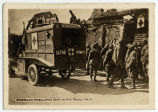 American Ambulance Service with the French Army