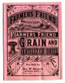 Farmer's Friend Manufacturing Company Catalog