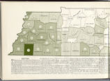 Tennessee crop map of cotton