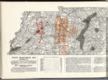Tennessee crop map of peanuts, Irish potatoes, fruits and vegetables