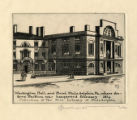 Washington Hall and Hotel, Philadelphia