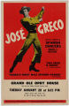 Jose Greco and his Company of Spanish Dancers, Singers, and Musicians at the Grand Ole Opry House