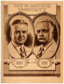Vote to Continue Prosperity, Herbert Hoover, Charles Curtis
