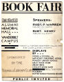Book Fair at Vanderbilt University
