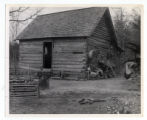 A cabin near Tellico Plains