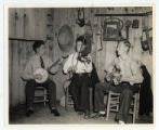 A Gatlinburg mountain band