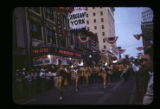 "Isaac Litton High School Marching Band performing at the ""Sergeant York"" premiere"