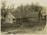 Alvin C. York story -- rear, Squire Williams house