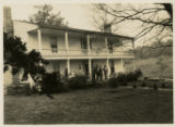 Alvin C. York story -- House outside Carthage