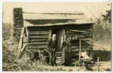 Alvin C. York story -- mountain couple, cabin