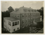Tennessee School for the Deaf and Dumb -- The newly built boys' dormitory, Cottage D