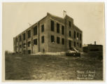 Tennessee School for the Deaf gymnasium under construction