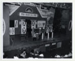 Grand Ole Opry performance on stage at the Ryman