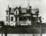 Captain Tom Ryman's house on Second Avenue