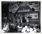 Grand Ole Opry performance at the Ryman, from near right