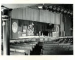 Interior of the Ryman Auditorium