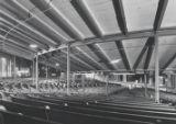 Ryman Auditorium interior from right rear