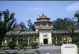 Exterior of the Saigon Zoo