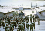 Soldiers leaving Vietnam