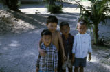 Vietnamese children from Qui Nhon