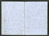 Nannie E. Haskins diary entry, 1863 February 16