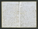 Nannie E. Haskins diary entry, 1863 April 26