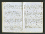 Nannie Haskins diary entry, 1863 May 12