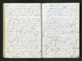 Nannie Haskins diary entry, 1863 July 12