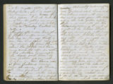 Nannie Haskins diary entry, 1863 July 24
