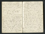Nannie Haskins Diary entry, 1864 October 28