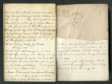 Nannie Haskins diary entry, 1865 July 18
