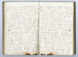 Rachel Carter Craighead diary entry describing restrictions by Federal authorities