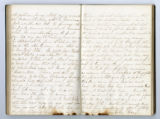 Rachel Carter Craighead diary entry relates tales of Federal sentries and occupation insults