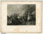 Battle of New Orleans scene