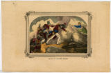 Death of Colonel Robert Rennie scene