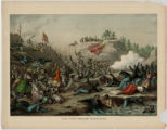 The Fort Pillow Massacre Kurz and Allison Print