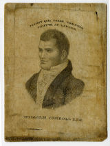 William Carroll portrait