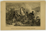 Death of General Packenham