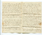 Letter from Katherine Rebecca Rutledge King to Oliver Caswell King, Page 2 and 3