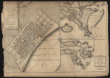 Plan of New Orleans, the capital of Louisiana (1760)