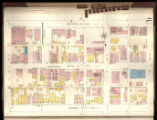 Sanborn Fire Insurance Map of Memphis, Tenn. (1907, rev. 1923)