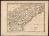 North Carolina, South Carolina, and Georgia (1835)