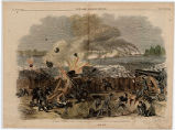 The Campaign in Tennessee: Bombardment of Fort Henry